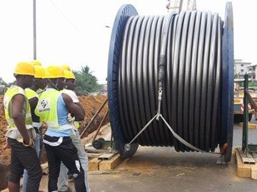 XLPE Insulated Power Cable to Nigeria